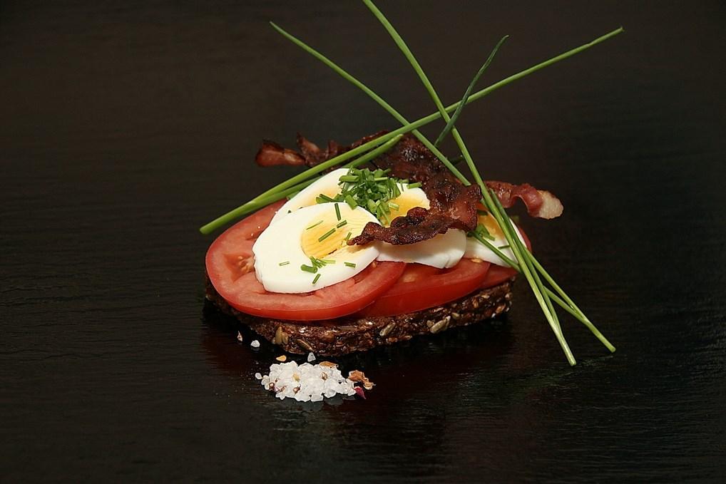 El Smørrebrød es uno de los platos típicos que puedes encontrar en Copenhague.