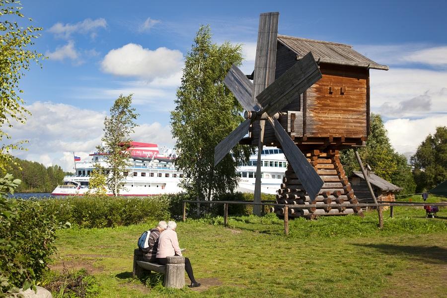 En Mandroguipodrás disfrutar de un trocito de la Rusia más tradicional.