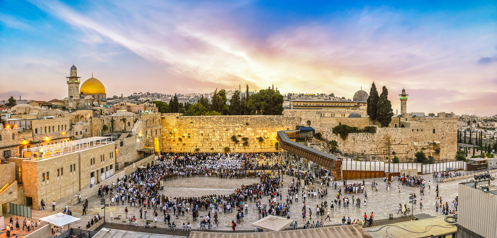 que ver en israel