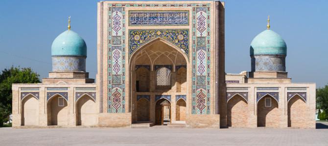 Uzbekistán, el corazón de la Ruta de la Seda: Tashkent