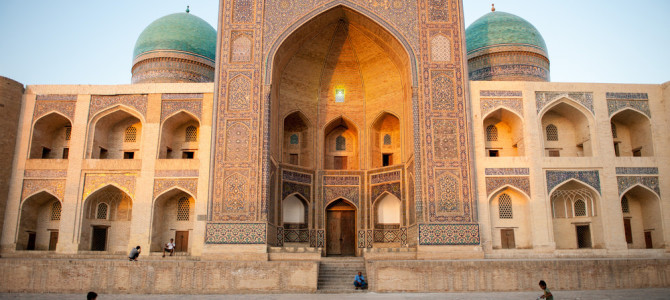 Uzbekistán, el corazón de la Ruta de la Seda (III): Bukhara